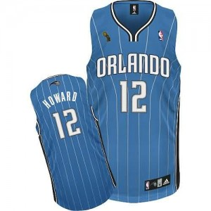 Canotte NBA Rivoluzione 30 Howard Orlando Magic Blu