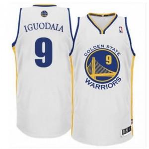 Canotte NBA Rivoluzione 30 Iguodala Golden State Warriors Bianco