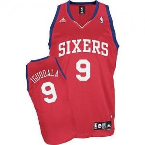 Maglie Basket Iguodala Philadelphia 76ers Rosso
