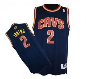 Canotte NBA Rivoluzione 30 Irving Cleveland Cavaliers Blu