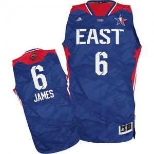 Canotte NBA James All Star 2013 Blu