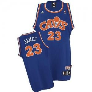 Maglie Basket James Cleveland Cavaliers Blu