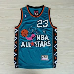 Canotte NBA Jordan All Star 1996 Verde
