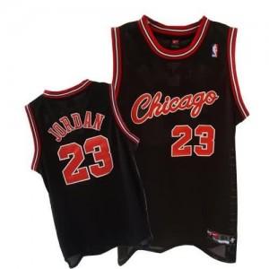 Maglie Basket Jordan Chicago Bulls Nero