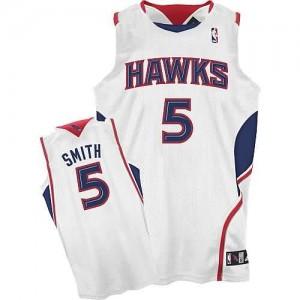Maglie Basket Josh Smith Atlanta Hawks Bianco