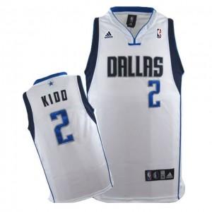 Maglie Basket Kidd Dallas Mavericks Bianco