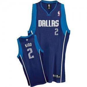 Maglie Basket Kidd Dallas Mavericks Blu