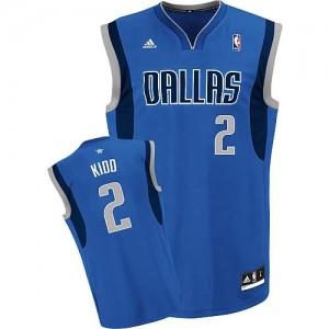 Canotte NBA Rivoluzione 30 Kidd Dallas Mavericks Blu