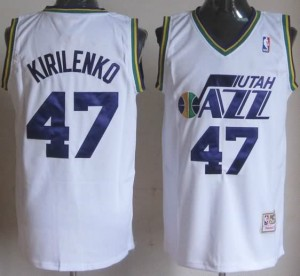Maglie Basket Kirilenko Utah Jazz Bianco