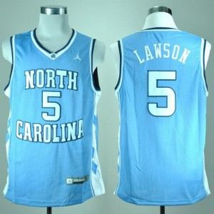 Canotte Basket NCAA Lawson North Carolina Blu