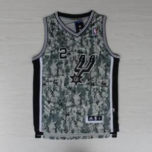 Canotte NBA Rivoluzione 30 Leonaro San Antonio Spurs Camouflage