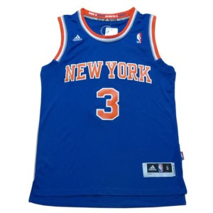 Canotte NBA Rivoluzione 30 Martin New York Knicks Blu