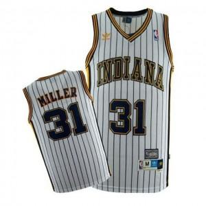 Maglie Basket Miller Indiana Pacers Bianco