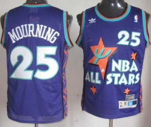 Canotte NBA Mourning All Star 1995 Blu