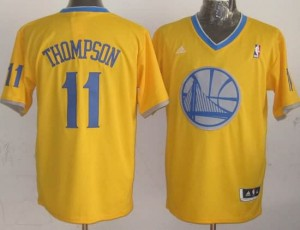 Canotte Basket Natale 2013 Thompson Giallo