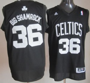 Canotte Basket Moda Big Shamrock Nero
