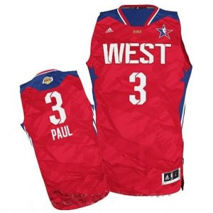 Canotte NBA Paul All Star 2013 Rosso