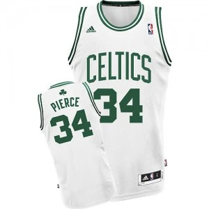Maglie Basket Pierce Boston Celtics Bianco