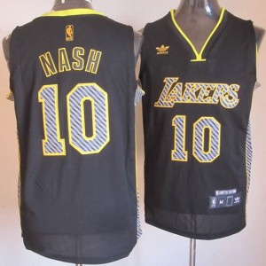 Canotte Basket Relampago Nash Nero