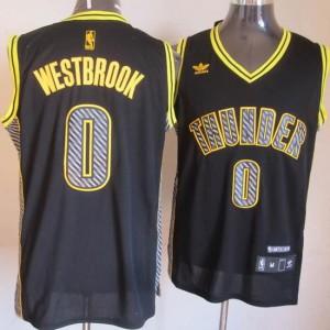 Canotte Basket Relampago Westbrook Nero