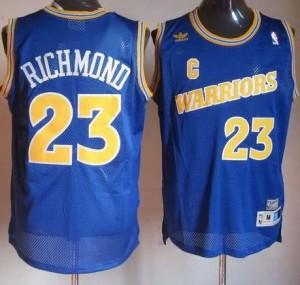 Canotte NBA Rivoluzione 30 Richmond Golden State Warriors Blu