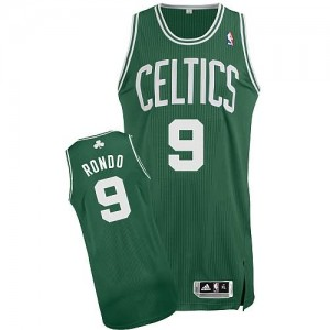 Maglie Basket Rondo Boston Celtics Verde