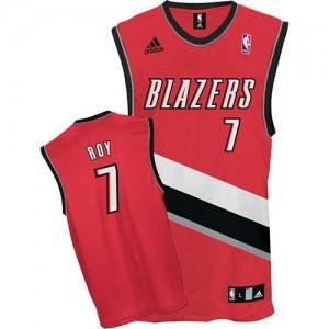 Canotte NBA Rivoluzione 30 Roy Portland Trail Blazers Rosso