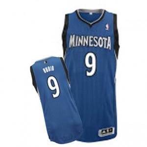 Maglie Basket Rubio Minnesota Timberwolves Blu