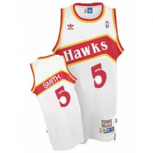 Maglie Basket Smith Atlanta Hawks Bianco