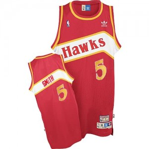 Maglie Basket Smith Atlanta Hawks Rosso
