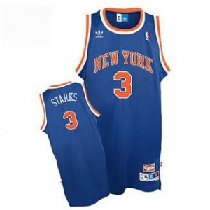 Maglie Basket Starks New York Knicks Blu