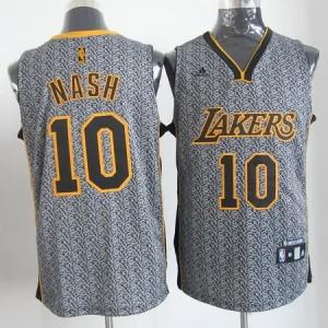 Canotte Basket Nueva temporada Nash Grigio
