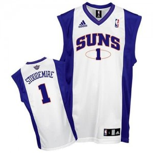 Maglie Basket Stoudemire New York Knicks Bianco