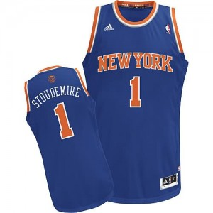 Maglie Basket Stoudemire New York Knicks Blu