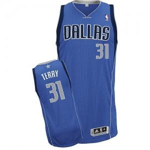 Maglie Basket Terry Dallas Mavericks Blu