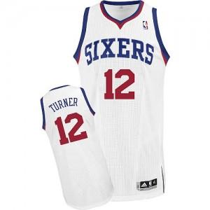 Maglie Basket Turner Philadelphia 76ers Bianco