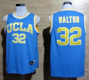 Canotte Basket NCAA Walton UCLA Blu