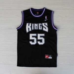Maglie Basket Williams Sacramento Kings Nero
