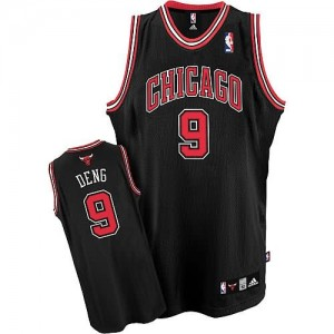 Maglie Shop Deng Chicago Bulls Nero