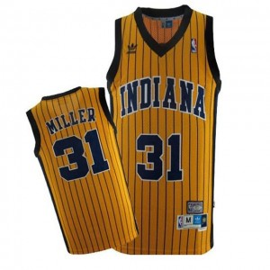 Maglie Basket Miller Indiana Pacers Giallo