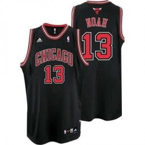 Maglie Basket Noah Chicago Bulls Nero