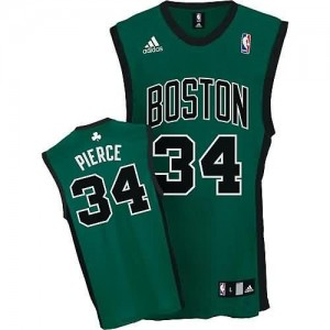Maglie Basket Pierce Boston Celtics Verde