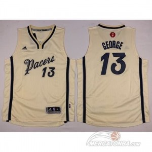 Maglie NBA Bambini Pacers George Houston Rockets Bianco