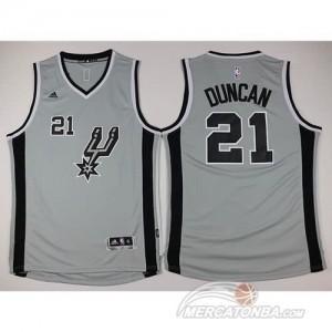 Maglie Bambini Duncan San Antonio Spurs Grigio