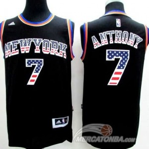 Maglie Bandiera Anthony Nero
