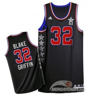 Canotte NBA Blake All Star 2015 Nero