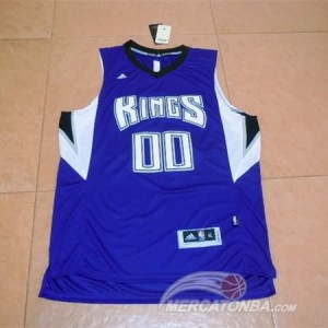 Maglie Shop Cauley Stein Sacramento Kings Blu