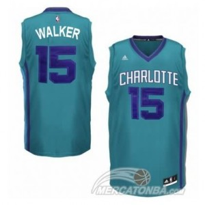 Canotte Basket Charlotte Walker New Orleans Hornets Verde