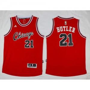 Maglie Basket Retro Butler Chicago Bulls Rosso