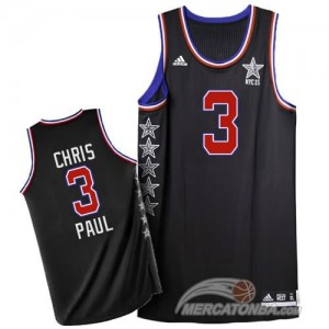 Canotte NBA Chris All Star 2015 Nero